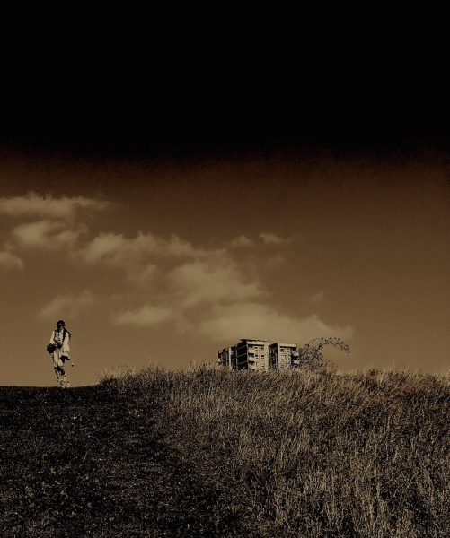 hilltop modernist ghost